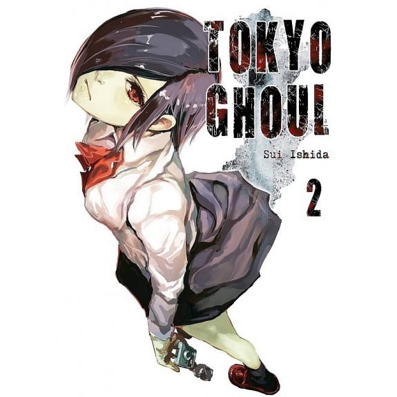 TOKYO GHOUL tom 2