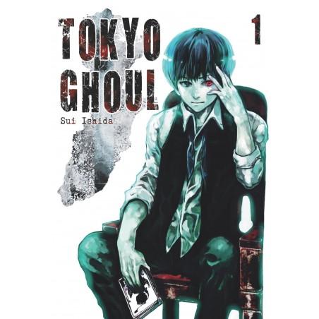 TOKYO GHOUL tom 1