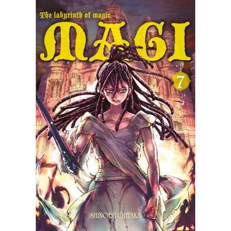 MAGI: The Labyrinth of magic tom 7
