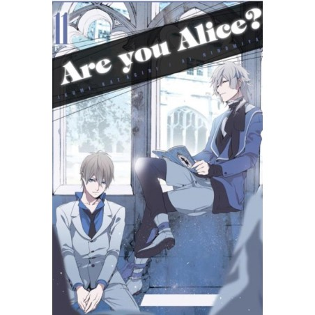 ARE YOU ALICE? tom 11