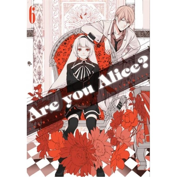 ARE YOU ALICE? tom 6