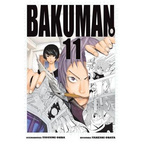 BAKUMAN tom 11