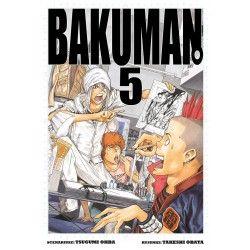 BAKUMAN tom 5