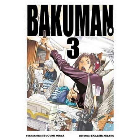 BAKUMAN tom 3