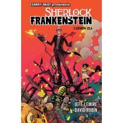 SHERLOCK FRANKENSTAIN tom 1...
