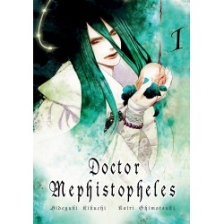 DOCTOR MEPHISTOPHELES tom 1