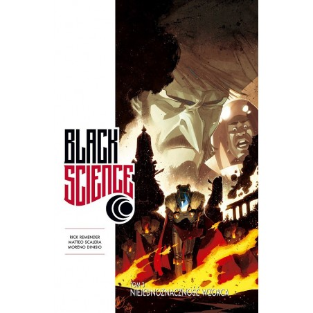 BLACK SCIENCE tom 3