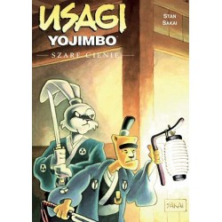USAGI YOJIMBO tom 13 Szare...