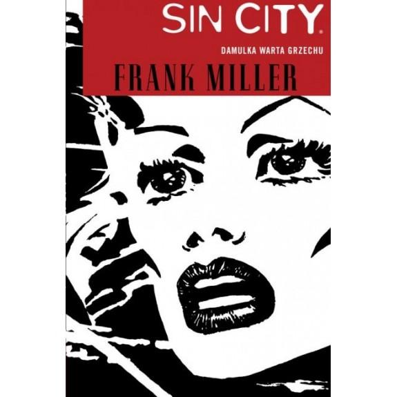 SIN CITY tom 2 Damulka warta grzechu