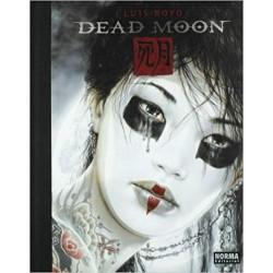 DEAD MOON LUIS ROYO Artbook