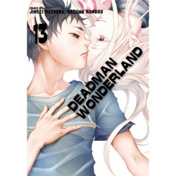 DEADMAN WONDERLAND tom 13