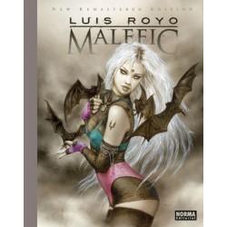 MALEFIC LUIS ROYO Artbook