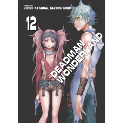 DEADMAN WONDERLAND tom 12