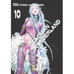 DEADMAN WONDERLAND tom 10