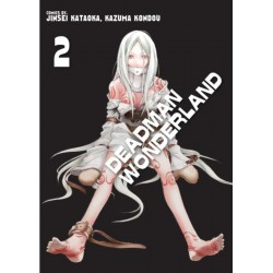 DEADMAN WONDERLAND tom 2