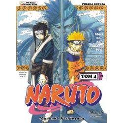 NARUTO tom 4
