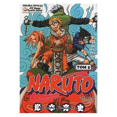 NARUTO tom 5