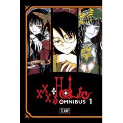 XXXHOLIC OMNIBUS tom 1