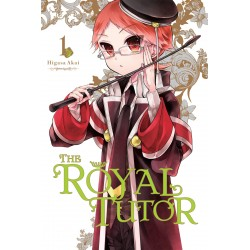 THE ROYAL TUTOR tom 1