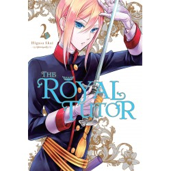 THE ROYAL TUTOR vol. 2