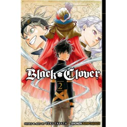 BLACK CLOVER tom 2