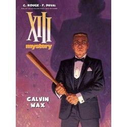 XIII MYSTERY tom 10 Calvin Wax