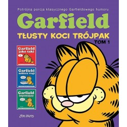GARFIELD Tłusty koci...