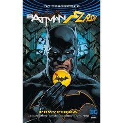DC ODRODZENIE BATMAN FLASH...