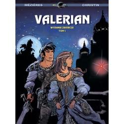 VALERIAN tom 1 WYDANIE...