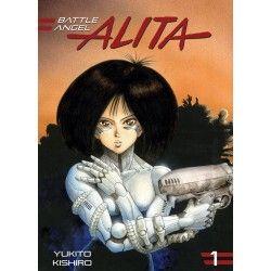 BATTLE ANGEL ALITA tom 1...