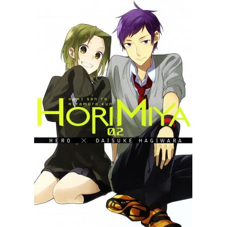 HORIMIYA tom 2