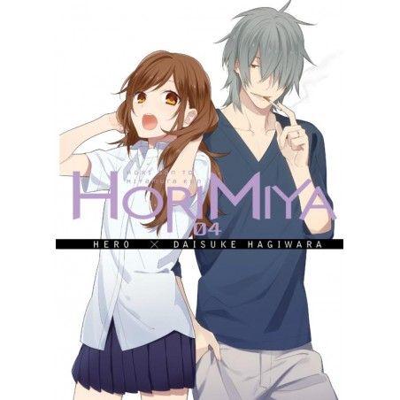 HORIMIYA tom 4