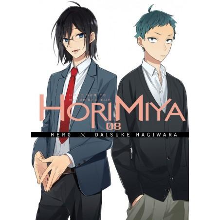 HORIMIYA tom 8