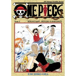 ONE PIECE tom 1