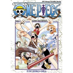 ONE PIECE tom 5
