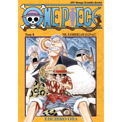 ONE PIECE tom 8