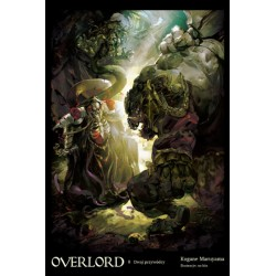 OVERLORD Light novel tom 8