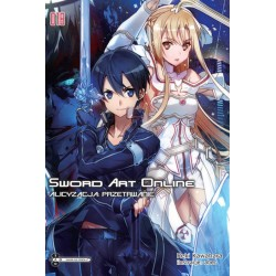 SWORD ART ONLINE tom 18