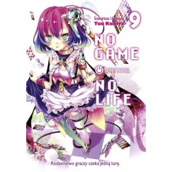 NO GAME NO LIFE tom 9 Light...