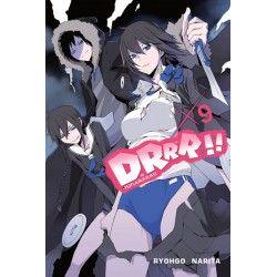 DURARARA!! LIGHT NOVEL tom 9