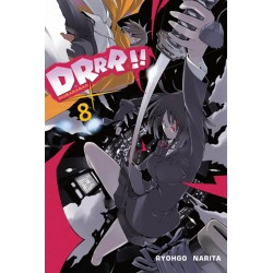 DURARARA!! LIGHT NOVEL tom 8