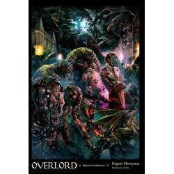 OVERLORD Light novel tom 6