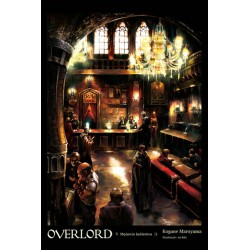 OVERLORD Light novel tom 5