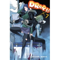DURARARA!! LIGHT NOVEL tom 7