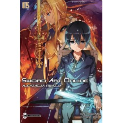 SWORD ART ONLINE tom 15