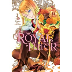 THE ROYAL TUTOR tom 3