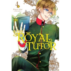 THE ROYAL TUTOR tom 4
