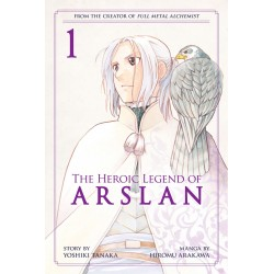 THE HEROIC LEGEND OF ARSLAN...
