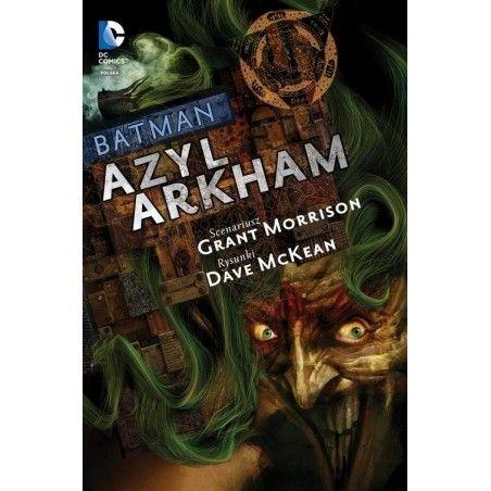 BATMAN AZYL ARKHAM