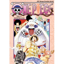ONE PIECE tom 17